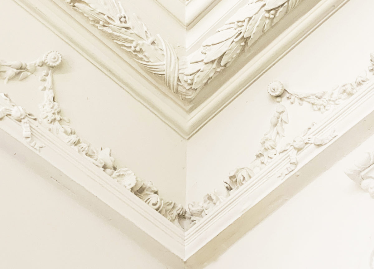 fragment plafond